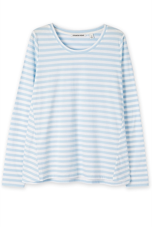 Stripe Swing T-Shirt