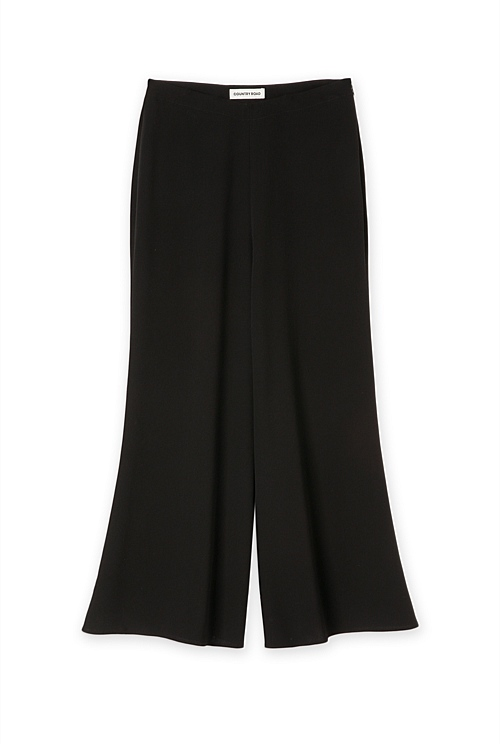 High Waisted Culotte