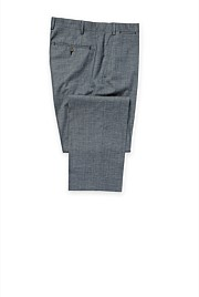 Classic Melange Puppytooth Trouser