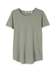 Cotton Slub T-Shirt